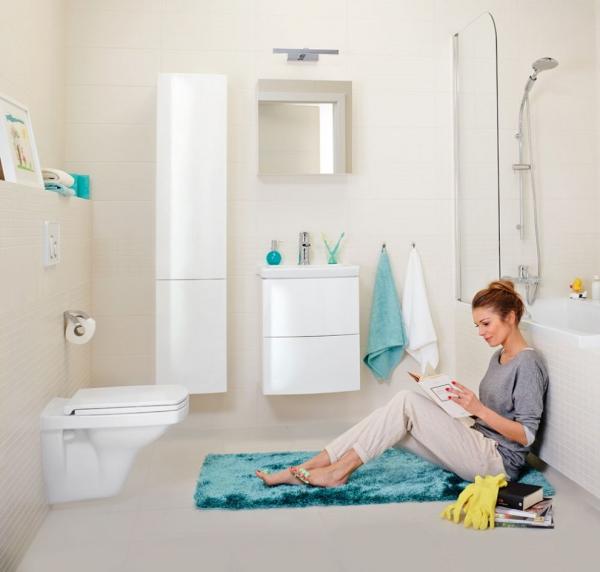 Vas WC Suspendat Cersanit Easy - CleanON [12]