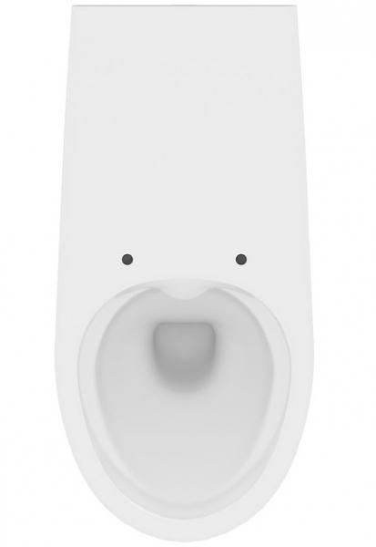 Vas WC Suspendat Cersanit Etiuda - CleanON - pentru persoane cu disabilitati 1