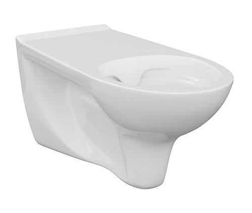 Vas WC Suspendat Cersanit Etiuda - CleanON - pentru persoane cu disabilitati 0