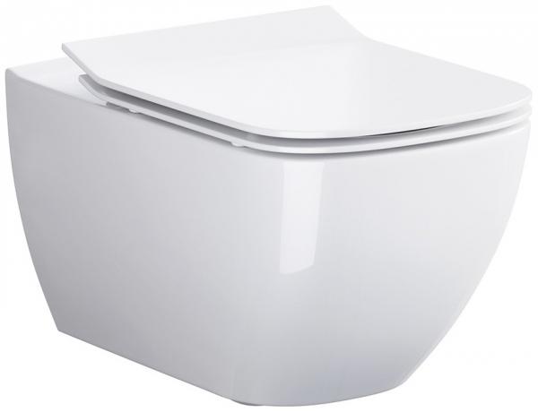 Vas WC Suspendat Cersanit Metropolitan - CleanON 2