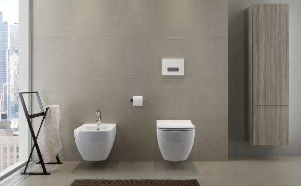 Vas WC Suspendat Cersanit Metropolitan - CleanON 3