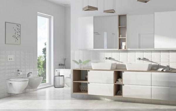 Vas WC Suspendat Cersanit Moduo - CleanON 2