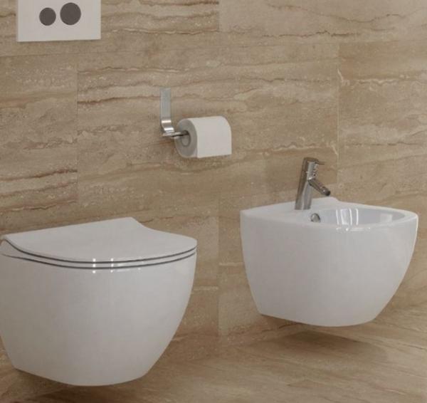 Vas WC Suspendat Cersanit Urban Harmony - CleanON 6