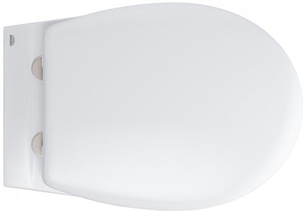 Vas WC Suspendat Grohe Bau Ceramic Rimless + Capac softclose 2