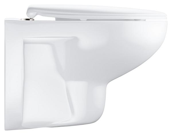 Vas WC Suspendat Grohe Bau Ceramic Rimless + Capac softclose 1