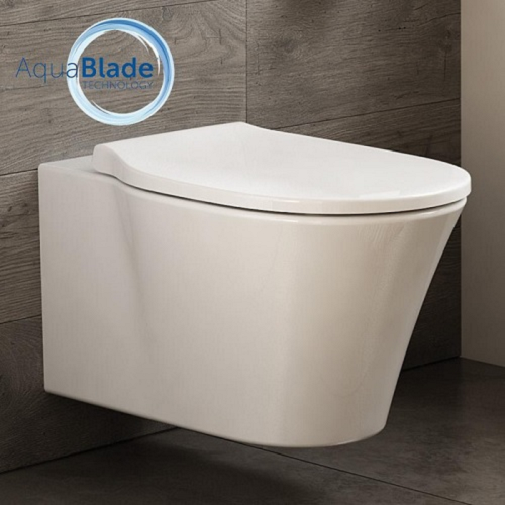 Vas WC Suspendat Ideal Standard Connect Air Aquablade- Fixare ascunsa 11