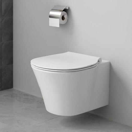 Vas WC Suspendat Ideal Standard Connect Air Aquablade- Fixare ascunsa 10