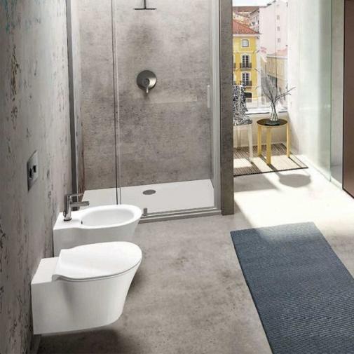 Vas WC Suspendat Ideal Standard Connect Air Aquablade- Fixare ascunsa 6
