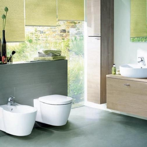 Vas WC Suspendat Ideal Standard Connect Aquablade- Fixare ascunsa [4]