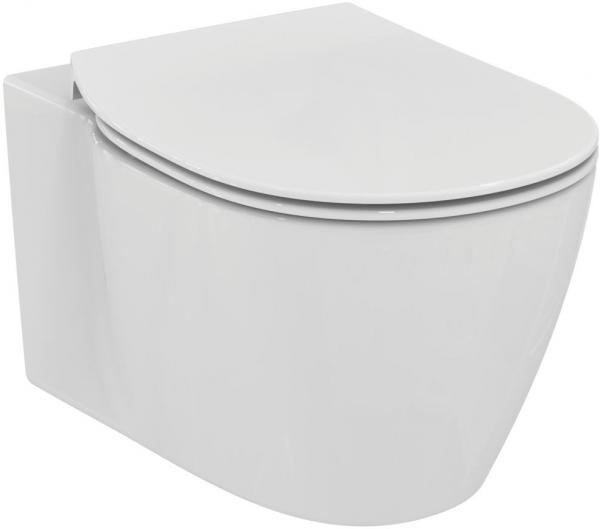 Vas WC Suspendat Ideal Standard Connect Aquablade- Fixare ascunsa [0]