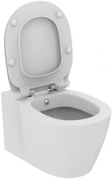 Vas WC Suspendat Ideal Standard Connect cu functie de bideu - Fixare ascunsa 0