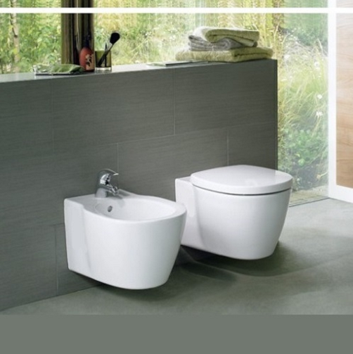 Vas WC Suspendat Ideal Standard Connect - Fixare ascunsa [5]
