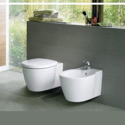 Vas WC Suspendat Ideal Standard Connect - Fixare ascunsa [4]