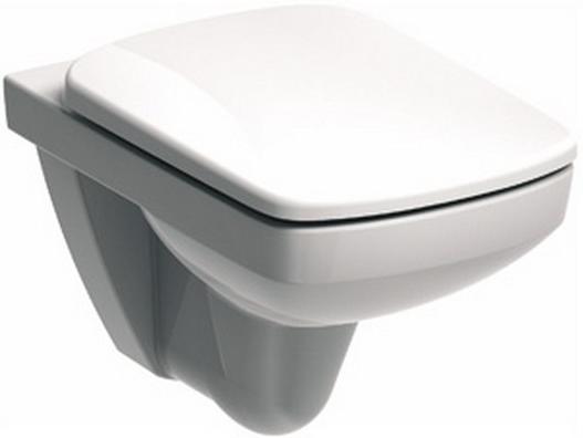 Vas WC Suspendat Geberit Selnova Rectangular Rimfree [1]