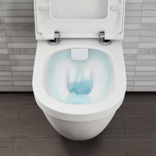 Vas WC Suspendat Vitra S50 RimEX 1