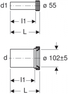 ALL IN ONE Incastrat - Geberit + Grohe + Eurovit - Cu functie bideu - Gata de montaj - Vas wc Ideal Standard Eurovit cu functie bideu + Capac softclose + Rezervor Geberit + Baterie incastrata Grohe4