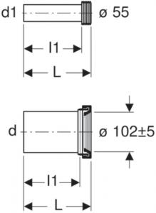 ALL IN ONE Incastrat - Geberit + Paffoni cu termostat + Vas wc Suspendat Ideal Standard Eurovit - Cu functie de bideu - Gata de montaj - Vas wc Suspendat Ideal Standard Eurovit cu functie de bideu + C4