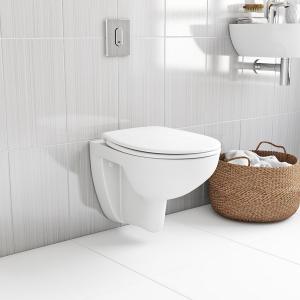ALL IN ONE Incastrat - Ideal Standard + Grohe Bau Ceramic Rimless - Gata de montaj10