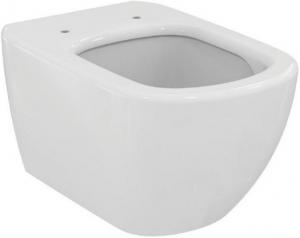 ALL IN ONE Incastrat - Ideal Standard + Ideal Standard Tesi Aquablade + Paffoni - Cu dus Igienic - Gata de montaj - Vas wc Suspendat Ideal Standard Tesi Aquablade + Capac softclose + Rezervor Ideal St1