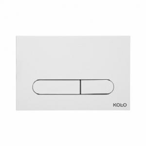 ALL IN ONE Incastrat - KOLO + Cersanit Delphi - Cu dus Igienic - Gata de montaj - Vas wc Suspendat Cersanit Delphi + Capac softclose + Rezervor KOLO [3]