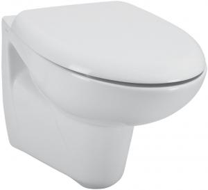 ALL IN ONE Incastrat - LIV + Paffoni cu termostat + Vas wc Suspendat Ideal Standard Eurovit - Cu functie de bideu - Gata de montaj - Vas wc Suspendat Ideal Standard Eurovit cu functie de bideu + Capac4