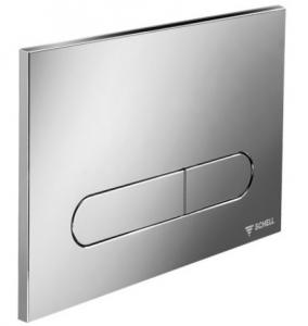 ALL IN ONE Incastrat - Schell + Cersanit Delphi - Cu dus Igienic - Gata de montaj - Vas wc Suspendat Cersanit Delphi + Capac softclose + Rezervor Schell [4]