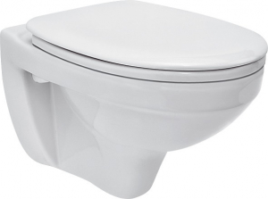 ALL IN ONE Incastrat - Schell + Cersanit Delphi - Gata de montaj - Vas wc Suspendat Cersanit Delphi + Capac softclose + Rezervor Schell4