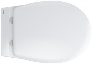 ALL IN ONE Incastrat - Tece + Grohe Bau Ceramic Rimless - Gata de montaj3