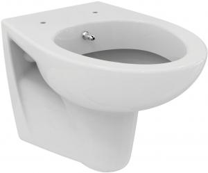 ALL IN ONE Incastrat - TECE + Paffoni cu termostat + Vas wc Suspendat Ideal Standard Eurovit - Cu functie de bideu - Gata de montaj - Vas wc Suspendat Ideal Standard Eurovit cu functie de bideu + Capa [1]