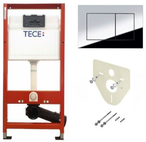 ALL IN ONE Incastrat - TECE + Paffoni cu termostat + Vas wc Suspendat Ideal Standard Eurovit - Cu functie de bideu - Gata de montaj - Vas wc Suspendat Ideal Standard Eurovit cu functie de bideu + Capa [5]