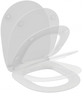 Capac WC Ideal Standard Connect - Slim - Softclose1