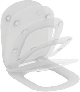 Capac WC Ideal Standard Tesi - Slim - Softclose1