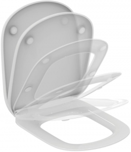 Capac WC Ideal Standard Tesi - Softclose [1]