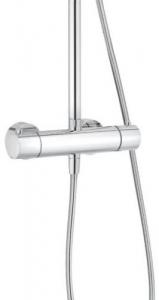 Coloana dus Kludi Logo Dual Shower - Baterie dus termostatata2