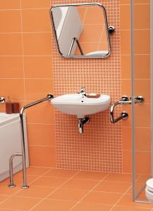 Lavoar Cersanit Etiuda 65 CM - pentru persoane cu disabilitati2