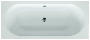 Pachet Complet - Cada Baie Acril Besco Vitae 160x75 + Cadru Metalic + Masca Frontala + Masca Laterala + Sifon Evacuare [1]