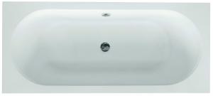 Pachet Complet - Cada Baie Acril Besco Vitae 170x75 + Cadru Metalic + Masca Frontala + Masca Laterala + Sifon Evacuare [1]