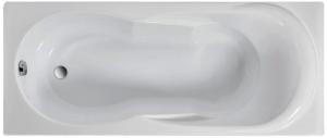 Pachet Complet - Cada Baie Acril Fibrocom Galas 170x70 + Cadru Metalic + Masca Frontala + Sifon Evacuare1
