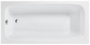Pachet Complet - Cada Baie Acril Fibrocom Mikass 120x70 + Cadru Metalic + Masca Frontala + Sifon Evacuare1