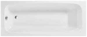 Pachet Complet - Cada Baie Acril Fibrocom Mikass 170x70 + Cadru Metalic + Masca Frontala + Sifon Evacuare [1]