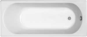 Pachet Complet - Cada Baie Acril Kolo Opal Plus 150x70 + Cadru Metalic + Masca Frontala MDF + Sifon Evacuare2