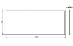 Pachet Complet - Cada Baie Acril Kolo Opal Plus 170x70 + Cadru Metalic + Masca Frontala MDF + Sifon Evacuare10