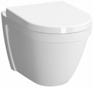 Pachet Complet Sistem WC cu Bideu Suspendat Vitra S50 RimEX - Gata de Montaj - Cadru fixare + Rezervor Ingropat, Clapeta Crom, Vas WC cu functie de bideu, Sistem complet baterie incastrata bideu si Ca2