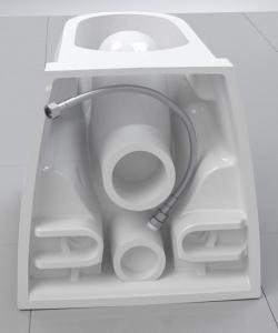 Pachet Complet Sistem WC cu Bideu Suspendat Vitra S50 RimEX - Gata de Montaj - Cadru fixare + Rezervor Ingropat, Clapeta Crom, Vas WC cu functie de bideu, Sistem complet baterie incastrata bideu si Ca13