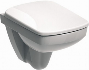 Pachet Complet Sistem WC Suspendat Geberit + Kolo Nova PRO Rimfree - Gata de Montaj - Cadru fixare + Rezervor Ingropat, Clapeta Crom, Vas WC si Capac WC  Softclose2
