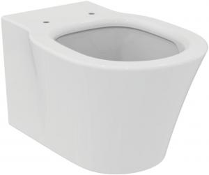 Pachet Complet Sistem WC Suspendat Ideal Standard Connect Air Aquablade - Gata de Montaj - Cadru fixare + Rezervor Ingropat, Clapeta Crom, Vas WC si Capac WC Softclose1