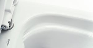 Pachet Complet Toaleta Cersanit Carina CleanON - Vas WC, Rezervor, Armatura, Capac Softclose, Set de Fixare4
