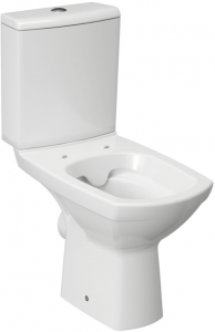 Pachet Complet Toaleta Cersanit Carina CleanON - Vas WC, Rezervor, Armatura, Capac Softclose, Set de Fixare2