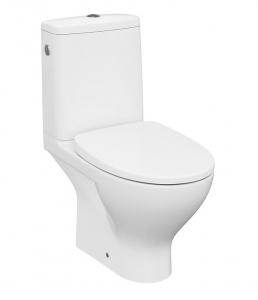 Pachet Complet Toaleta Cersanit Moduo CleanON - Vas WC, Rezervor, Armatura, Capac Softclose, Set de Fixare0