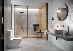 Pachet Complet Toaleta Cersanit Crea Oval - Vas WC, Rezervor, Armatura, Capac Slim & Soft, Set de Fixare [3]